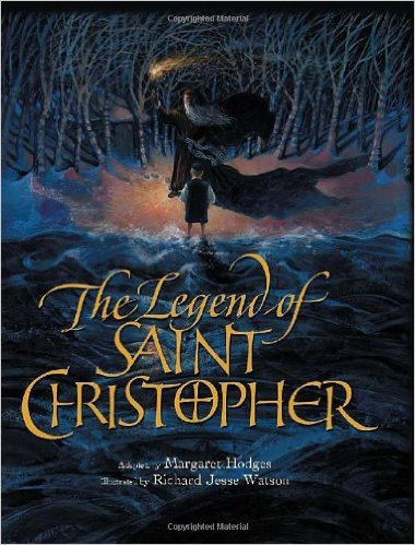 Catholic Saints Books for July - St Christopher