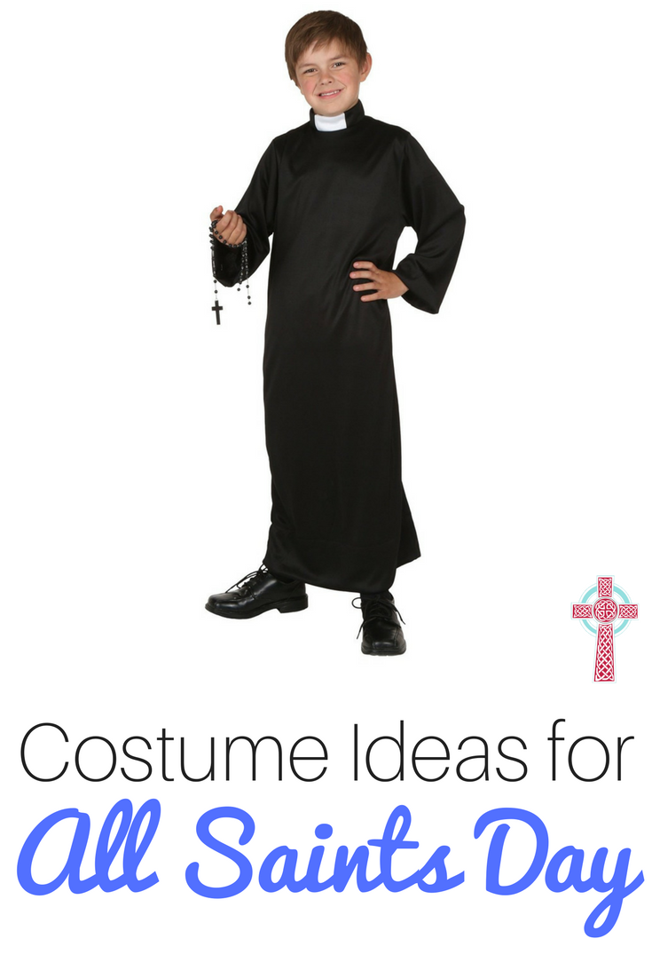 All Saints Day Costume Ideas