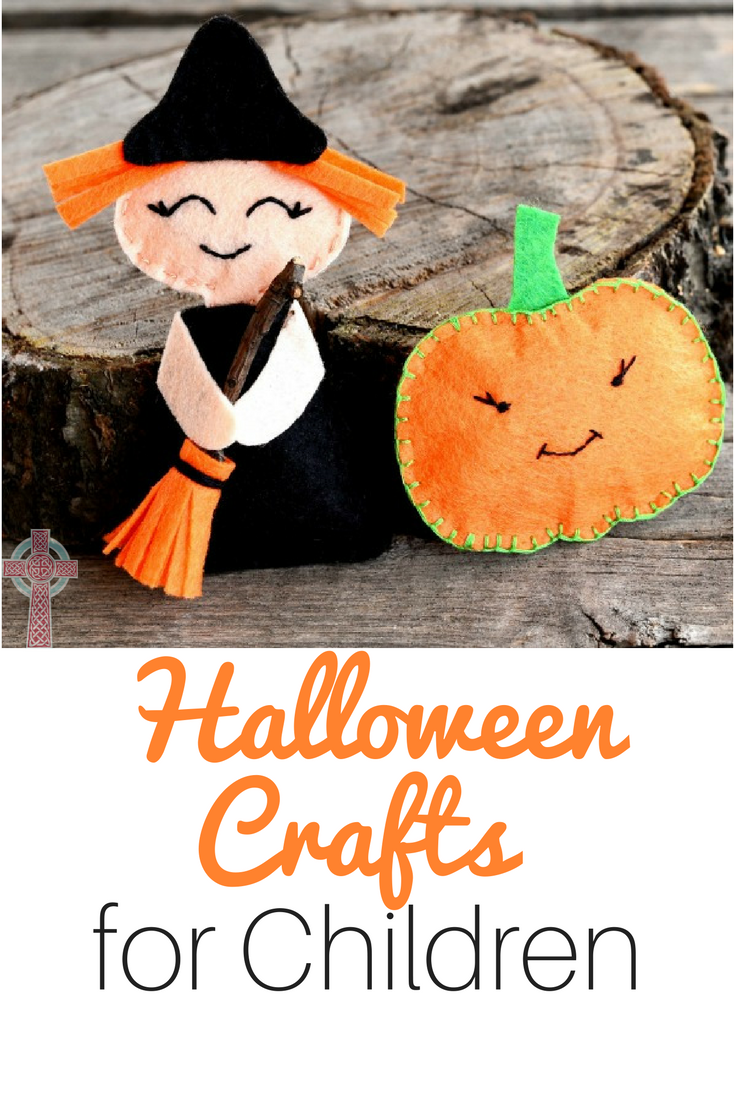 Halloween Crafts for Children