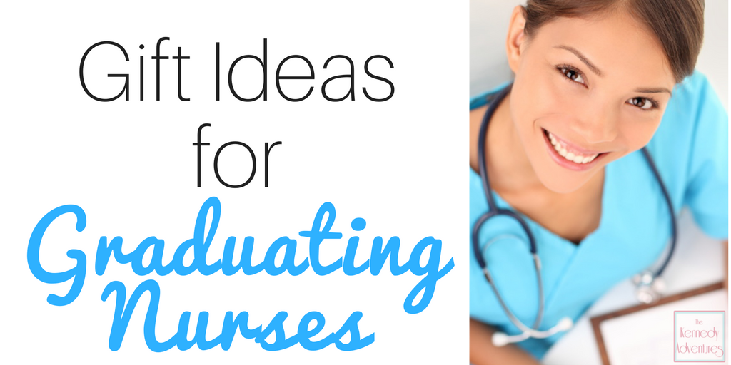 Do you have a nursing student in your family who is graduating soon? Don't miss these gift ideas to get her career off on the right foot.