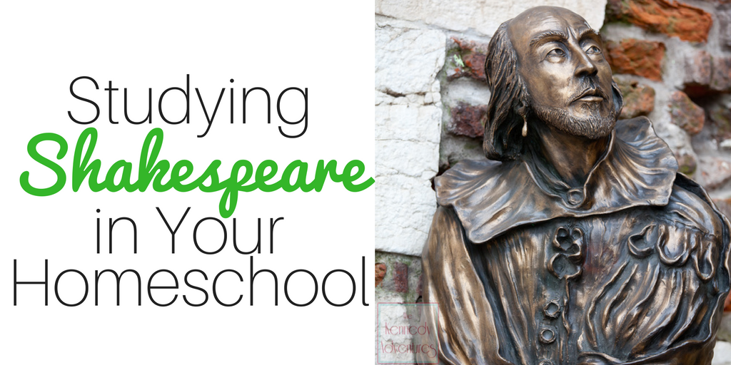Thinking about embarking on a Shakespeare study in your homeschool? Don't miss these resources, including a step by step plan from Ken Ludwig.