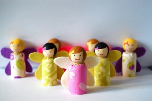 do it yourself fairy crafts