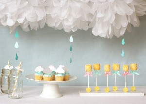 gender neutral baby shower