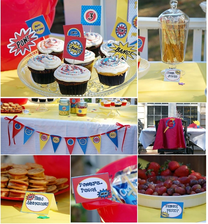 10 Best Birthday Party Ideas For Little Boys - The Kennedy Adventures!