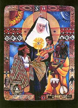 St katherine Drexel