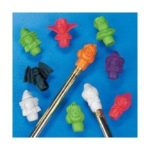 Halloween erasers
