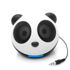 panda speaker for kids