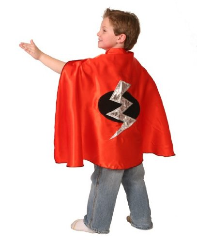 superhero dress up cape