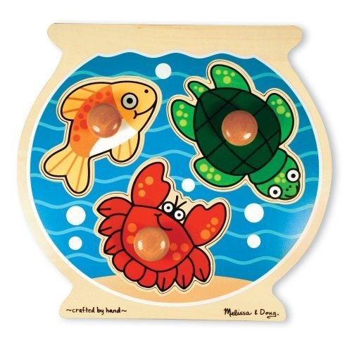 melissa and doug baby puzzle
