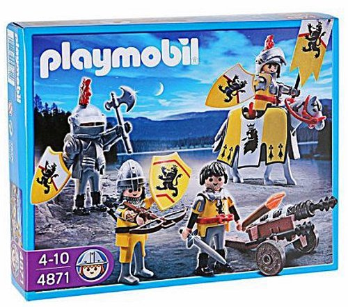 Playmobil Lions Knight
