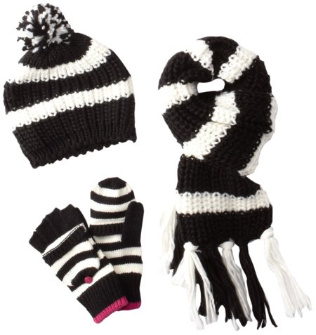 girls hats and gloves
