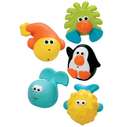 Sassy bath toys