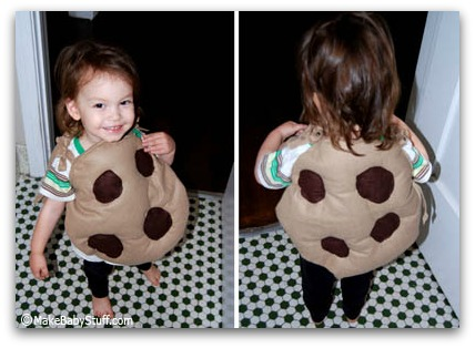 DIY Cookie Costume