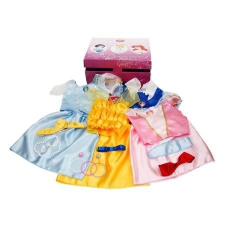 disney princess dress up box