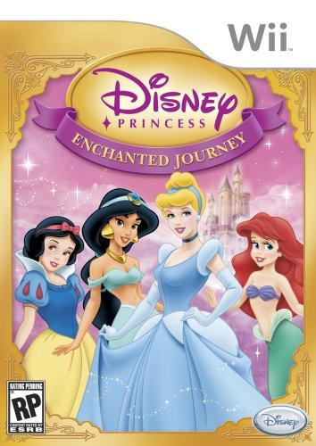 disney princess wii