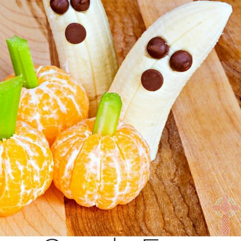 Want to have Halloween fun, without the candy? Check out over 40 ideas for candy free Halloween treats!