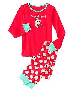 gymboree sleepwear gifts for little girls