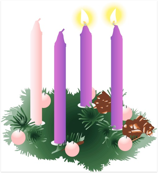 Struggling Through Advent: Saints and Scripture Sunday