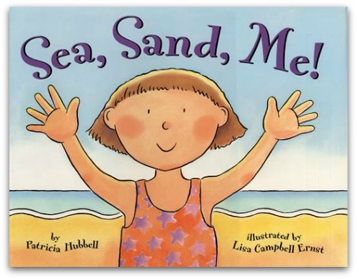 beach books for preschoolers