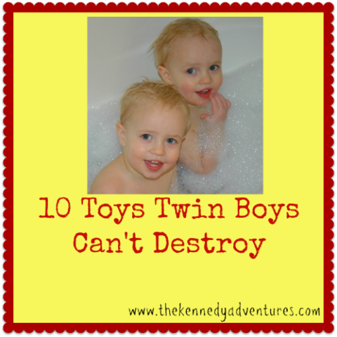 boy proof toys