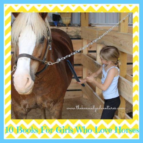 books for girls who love horses