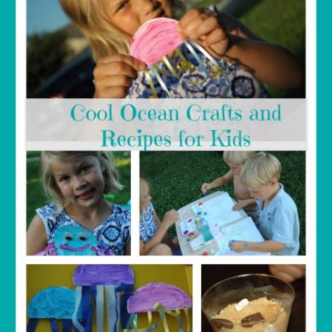 crafts for Commotion in the Ocean