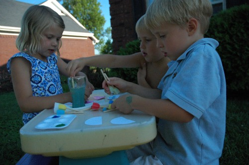 easy ocean crafts with kids