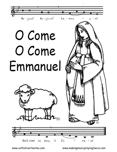 Advent music for Catholic Kids
