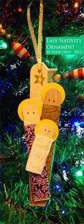 Catholic Christmas Crafts to make