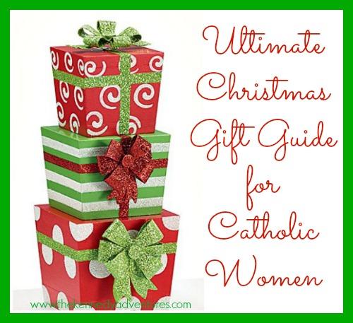 gifts for catholic women
