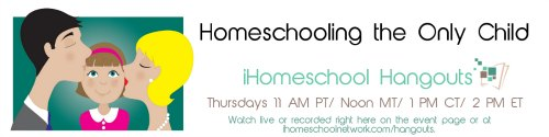 homeschooling the only child
