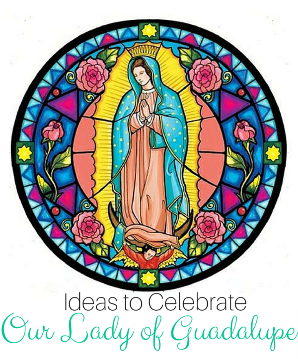 Crafts Our Lady Guadalupe Juan Diego