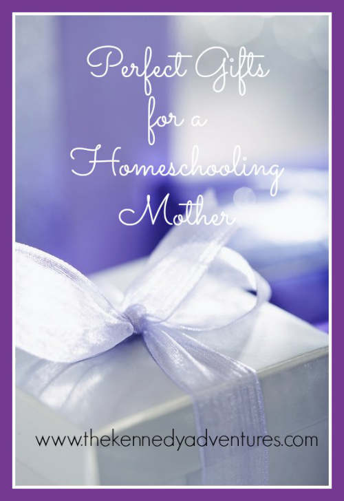 practical gifts for a homeschooling mother
