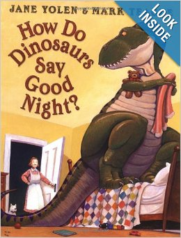 how do dinosaurs say goodnight