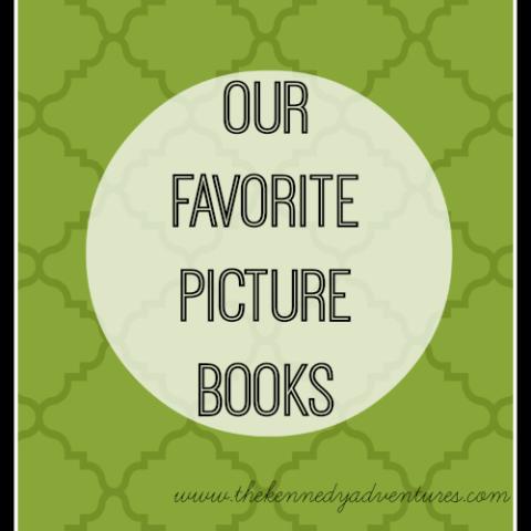 our favorite picture books