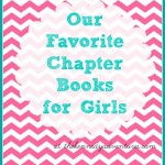 favorite chapter books for girls