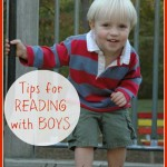 tips for reading with boys