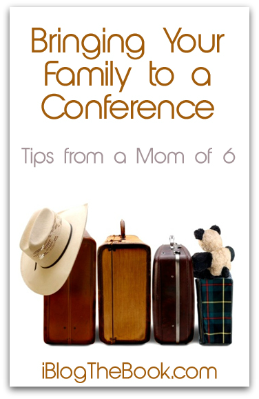 bring your family to a conference