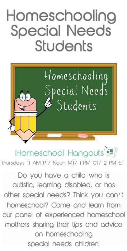 Homeschooling Special Needs Students