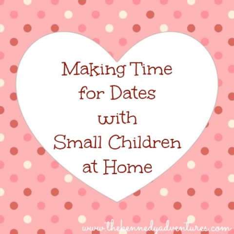 making time for dates