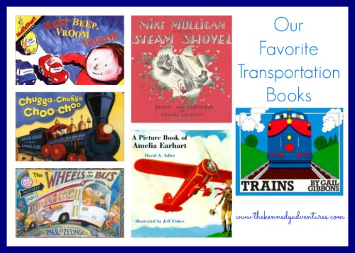 Our Favorite Transportation Books