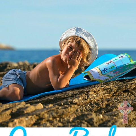 Heading to the beach? Don't miss these awesome ocean books for preschoolers.