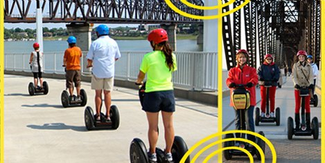 louisville staycation segway tours