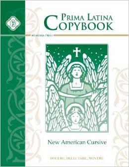 latin copybook