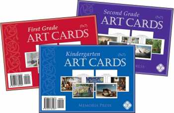 Art Cards Kindergarten