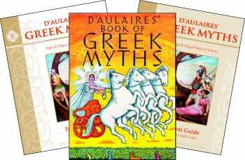 Greek Mythology homeschooling