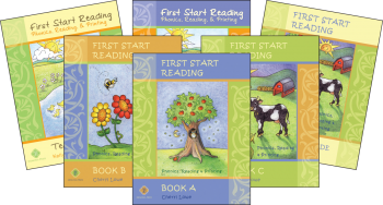 First Start Reading Phonics Program