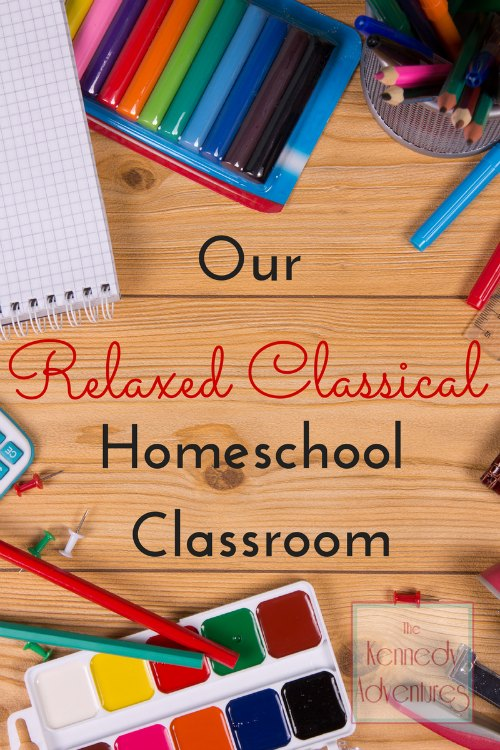 Relaxed Classical Classroom