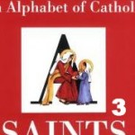 Catholic saints book for kids