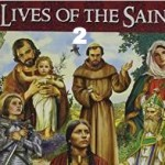 Catholic saint book for kids